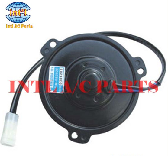 car air conditioner condenser fan motor