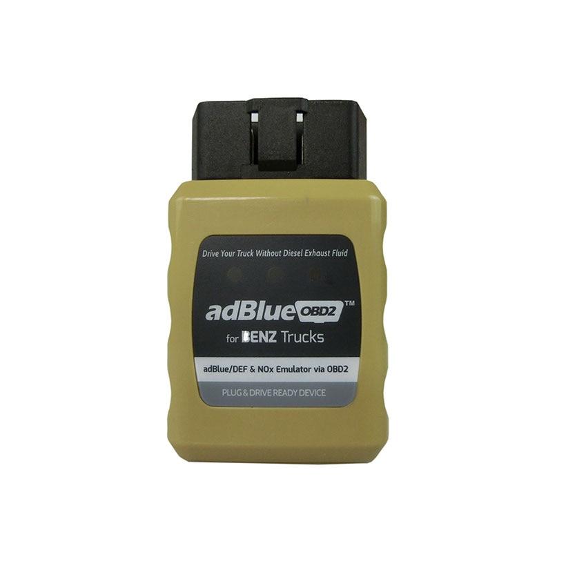 Prix pour Dernière Arrivée Adblue obd2 AdblueOBD2 Émulateur Pour Mercedes B-enz Heavy Duty Camion Adblue obd 2 Diesel Camions Nox émulateur