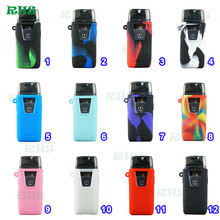20pcs/lot Wholesale Cheap Price Aspire Nautilus AIO Silicone Protective Case Cover Sleeve 13 colors free shipping