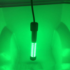 Image 5 - 12 V tekne LED sualtı ışığı Gece Balıkçılık Cazibesi Lambası Yeşil Çeken Balık Işık