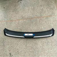 New Products Plastic Rear Bumper Foot Plate For Hyundai For Elantra 2016 Avante 2015
