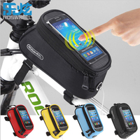 4 7 5 5 Inch Bicycle Bike Phone Holder L Size Cycling Tube Mobile Phone Case
