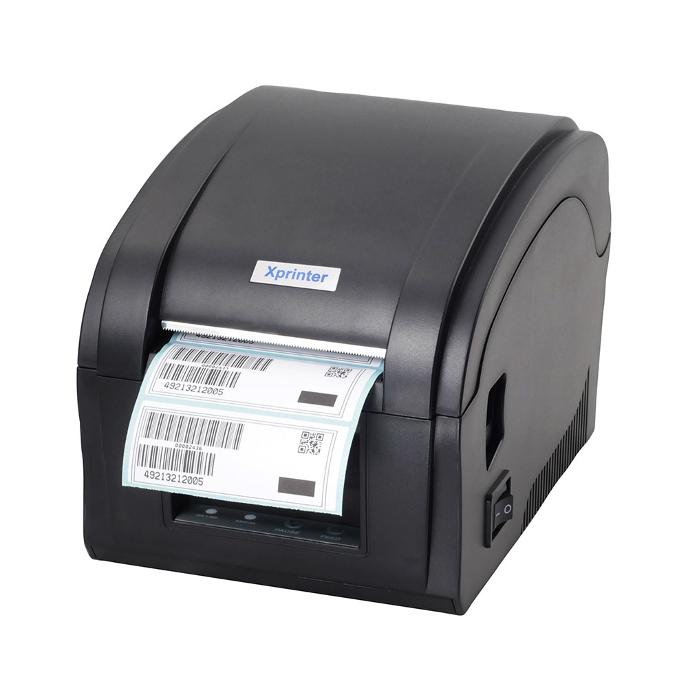 High quality USB port Thermal sticker printer Barcode printer Label Printer  for Jewelry, milk tea shop стоимость