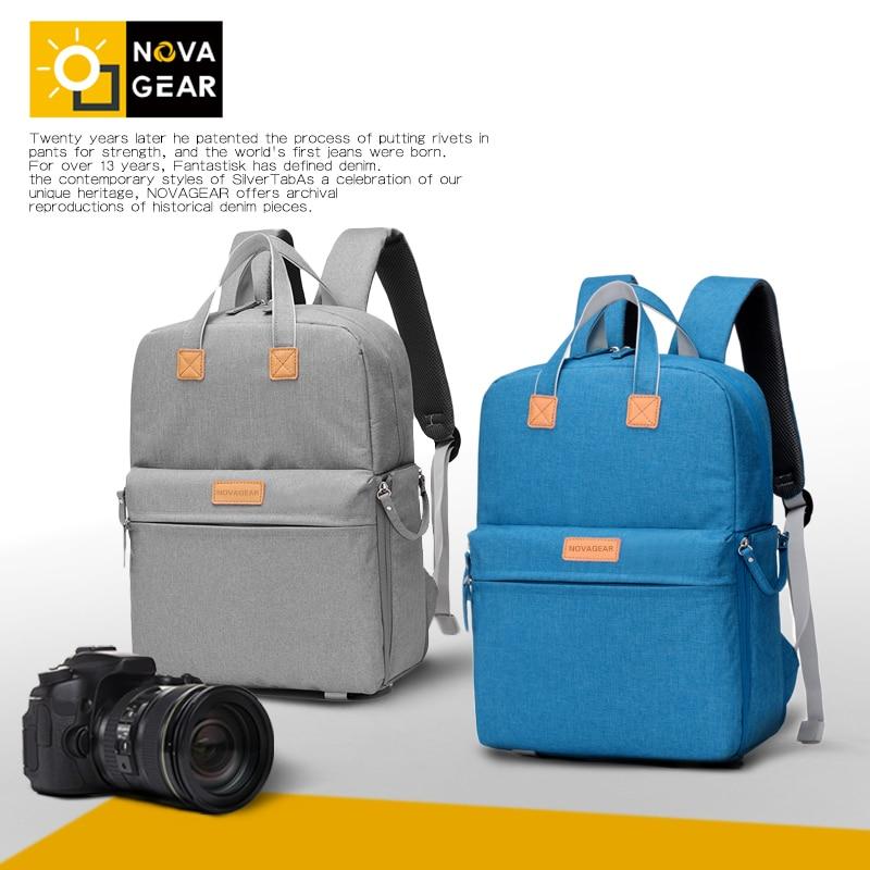 NOVAGEAR  80706_C DSLR Camera Bag Photo Bag Camera Backpack Universal Large Capacity Travel Camera Backpack For Canon/Nikon