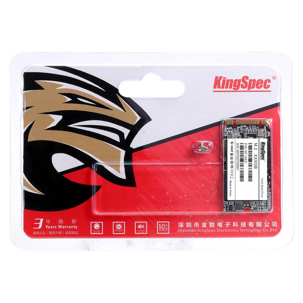 KingSpec M.2 SATA 6 กิกะไบต์/วินาที 2242 240GB 256GB NGFF SSD HDD Solid State Disk Harddisk Drive 22 X 42mm สำหรับแล็ปท็อป Ultrabook โน้ตบุ๊ค