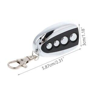 Image 3 - 433.92 Mhz Duplicator Copy CAME remote control TOP 432EV TOP 432NA TOP432NA For Universal Garage Door Gate Key Fob  Dropship