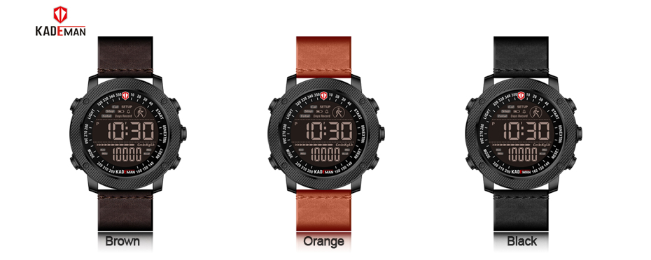 Luxury Brand Mens Sports Watches  (1)