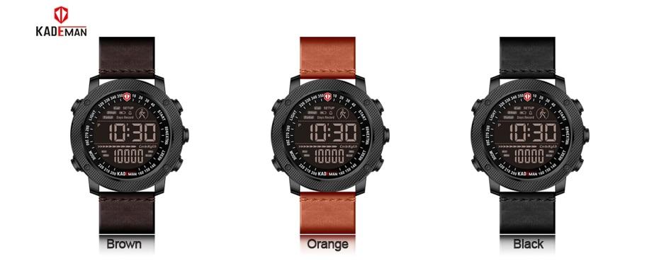 Luxury Brand Mens Sports Watches  (1)