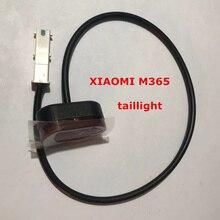 XIAOMI MIJIA M365 электрический скутер скейтборд оригинальный задний сигнальная лампа и оригинальный задний фонарь изготовление под заказ светодио дный фар