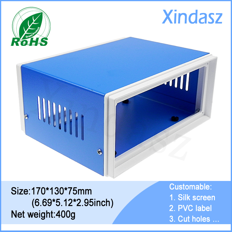 3,15*130*80mm 5,12X6,69 170 pulgadas caja de ahorro de electricidad caja de medidor eléctrica cajas de panel eléctrico caja de hierro eléctrico