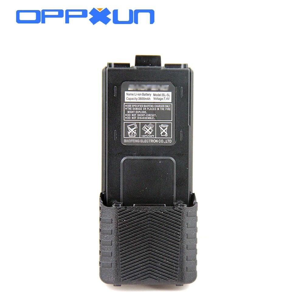 Hohe Kapazität Baofeng UV5r Batterie 3800 mah Für Radio Walkie Talkie UV 5R Baofeng UV-5R Zubehör Baofeng Batterie