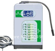 Ücretsiz nakliye, LCD alkali asit su ionizer toptan, avrupa ücretsiz nakliye, 230 V