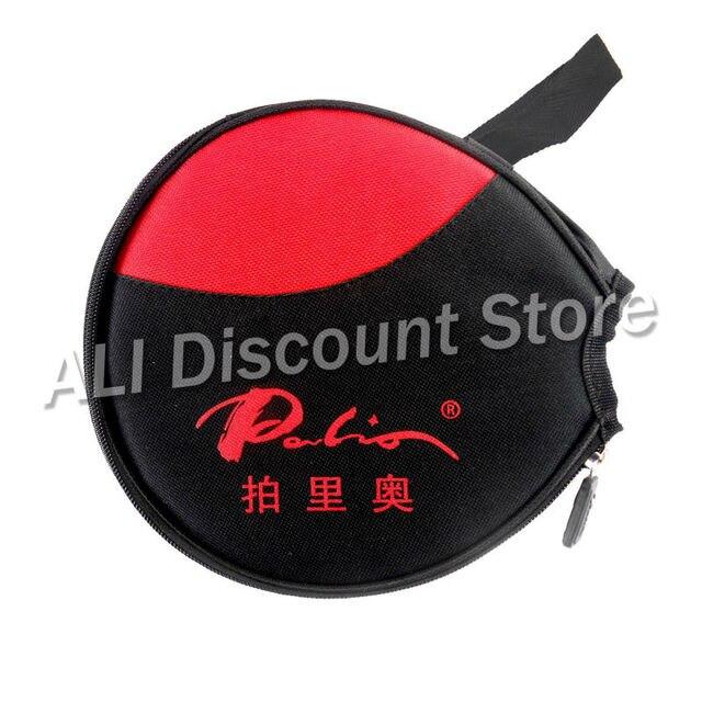 3x Palio ping-pong petite caisse housse chauve-souris pour raquette de ping-pong