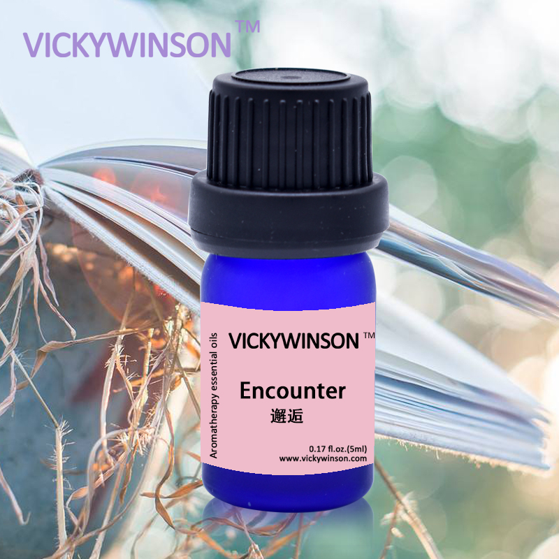 Купить с кэшбэком VICKYWINSON Encounter Essential oil Slimming Massage Slimming oil Aromatherapy oil Compound essential oils 5ml deodorization