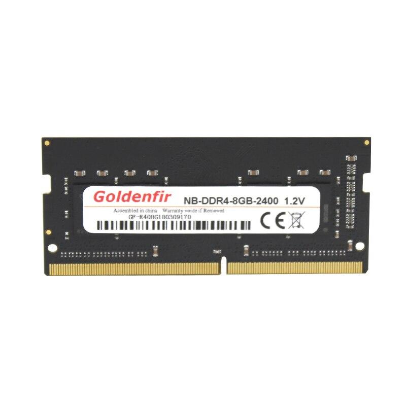 Goldenfir ddr4 ram 8 ギガバイト 4 ギガバイト 2133 mhz または 2400 mhz DIMM ノート Pc メモリサポートマザーボード ddr4  グループ上の パソコン & オフィス からの RAM の中 1