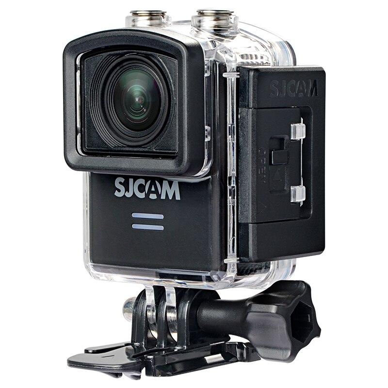 Original SJCAM M20 Gyro Mini casque d'action sport DV caméra étanche 4 K 24fps 2 K 30fps NTK96660 16MP avec Format brut-in Caméra vidéo sport et action from Electronique    3