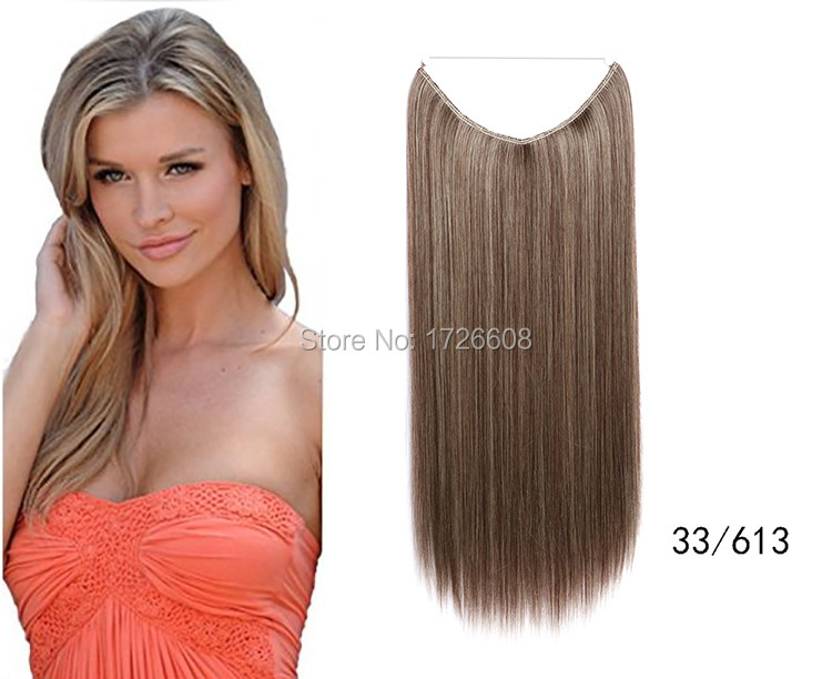 Invisible Weave Extensions Human Hair Extensions