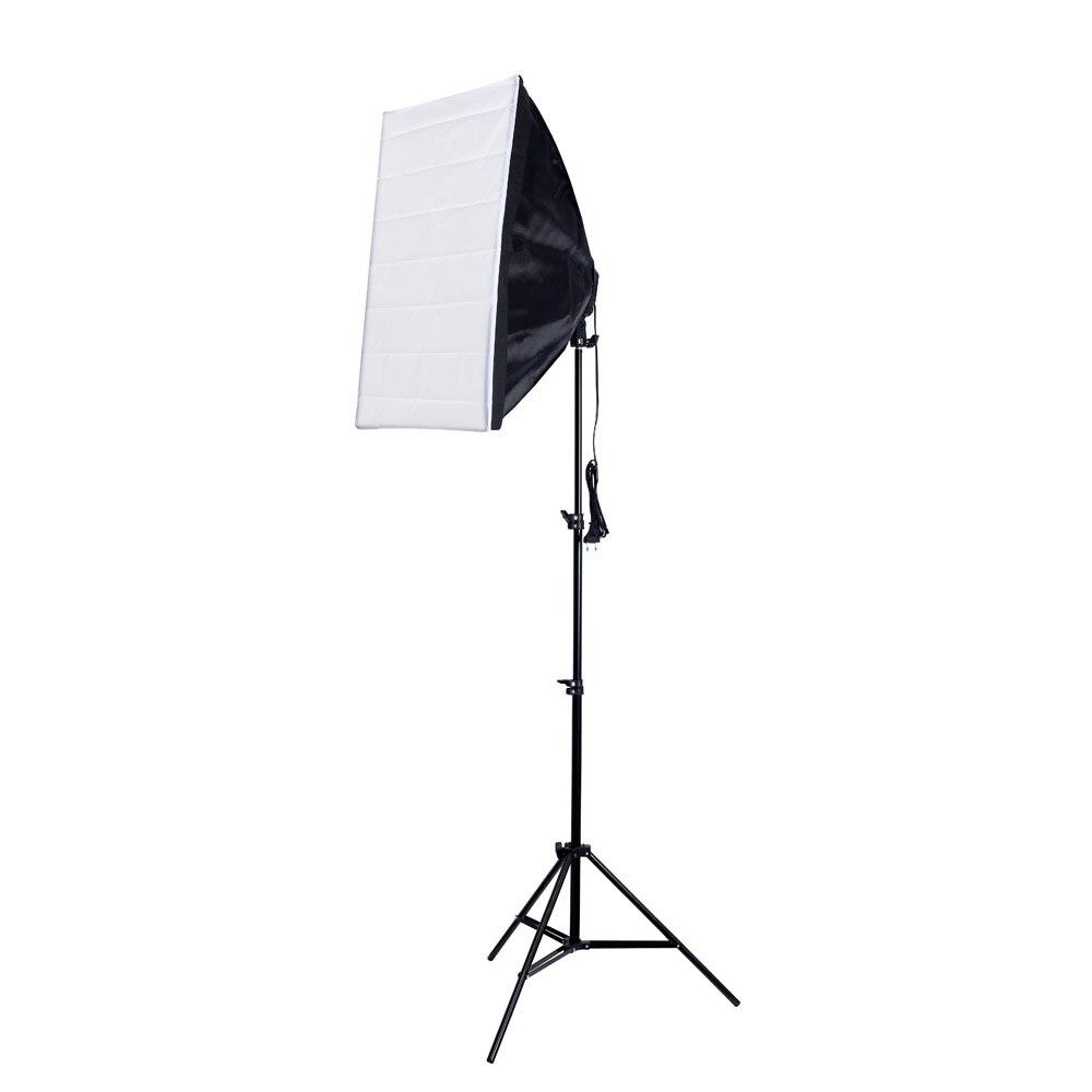 Cymye Kit Studio Photo EC01 8 LED 24w Kit Softbox pour éclairages photographiques appareil Photo & accessoires Photo - 2