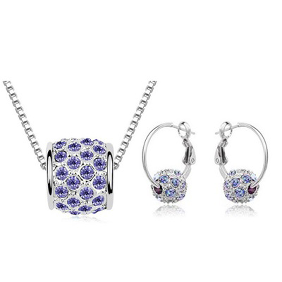 Hot Selling Austri Crystal top Crystal gjerdan dhe vathë të - Bizhuteri të modës - Foto 6