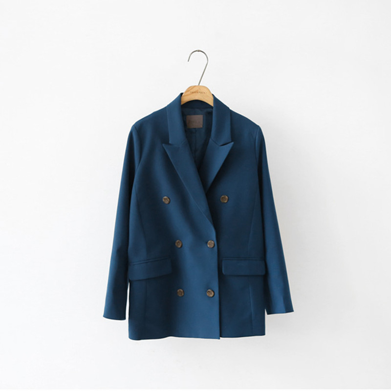 2016-Fashion-Slim-Business-Wear-Elegant-Women-Office-OL-Jacket-Set-Formal-Blazer-Pants-Suit-Feminino (1)