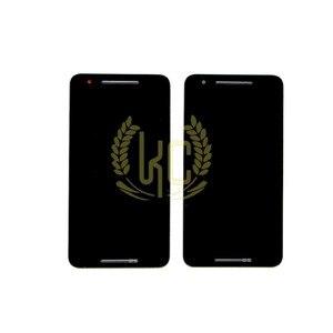 """Image 4 - מקורי שחור עבור 5.7 """"Huawei Google Nexus 6P LCD תצוגת מסך מגע Digitizer עם מסגרת עצרת החלפת נקסוס 6P LCD"""
