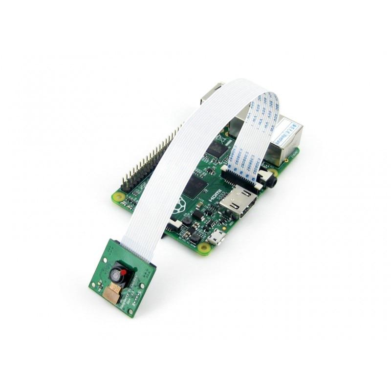 original raspberry pi pinoir camera v2 video module 8mp Modules Raspberry Pi Camera Module C 5 Megapixel OV5647 Sensor Fixed-focus Compatible With Original Camera