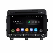 1024*600 Quad core 2 din 8″ Android 5.1 Car DVD GPS for Kia K5 Optima 2014 2015 With 3G WIFI Bluetooth IPOD TV Radio USB AUX IN