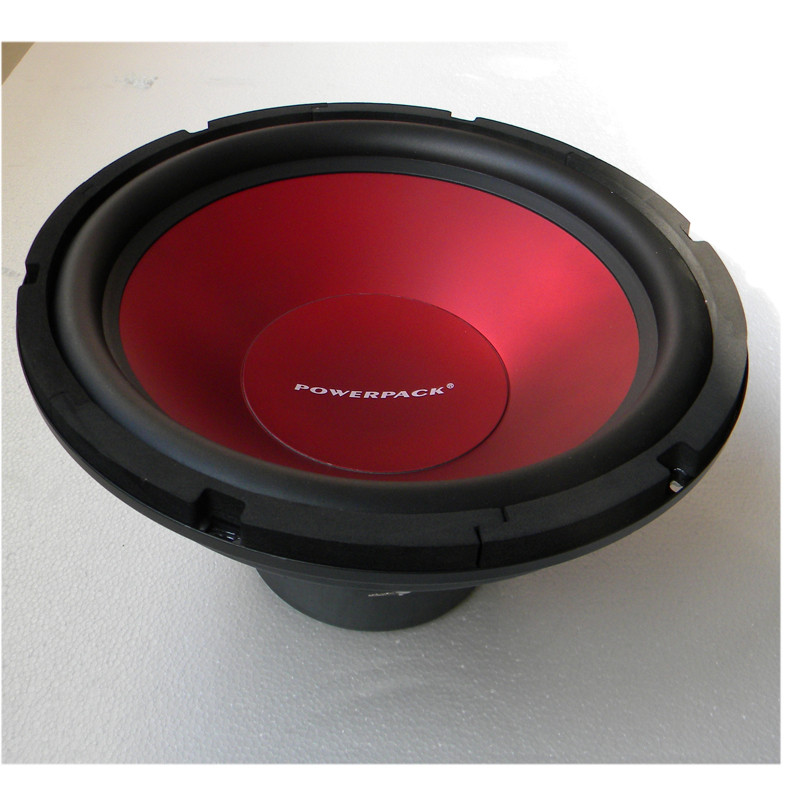 12 inch Unique Deisgn Subwoofer Hifi end Speakers Car Trunk Woofer Audio Speaker box louder 2500watts speakers in Connectors from Lights Lighting