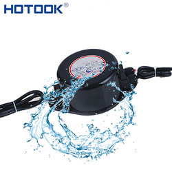 Fuente de alimentación de 12V CA HOTOOK, controlador LED sumergible IP67, transformador 60W 220 W, adaptador de CA 110V 220V para luz LED de piscina