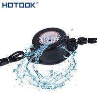 HOTOOK AC 12 V Zasilacz IP67 Wodoodporny Underwater LED Sterownik 60 W 220 W Transformator AC 110 V 220 V Zasilacz do LED Basen światło