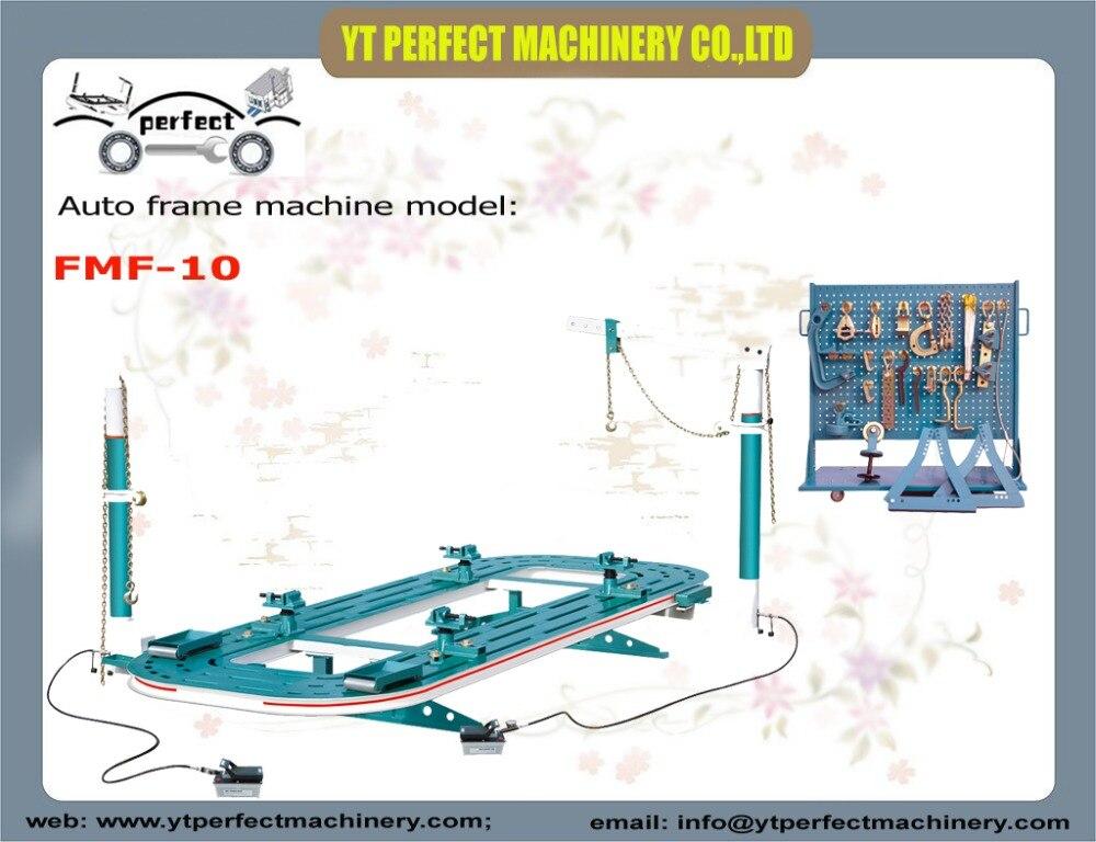 FMF 10 coche enderezar máquina marco/Banco de reparación de ...