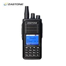 Zastone ZT-D900 DMR Digital Radio 1000CH 2000 mAh 5 W VHF 136-174 MHz Radio de Dos Vías Walkie Talkie de mano Transceptor de Radio-Aficionado