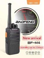 טוקי baofeng 2019 Baofeng BF-M4 שני הדרך רדיו hotselling UHF 400-470mhz 3000mAh קיבולת גבוהה USB סוללה מטען מהיר טוקי ווקי PMR (2)