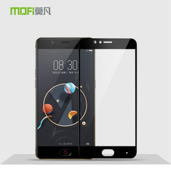 ZTE Nubia M2 Glass Tempered Original MOFi Full Cover Protective Film Nubia M2 Screen Protector ZTE Nubia M2 Tempered Glass Film