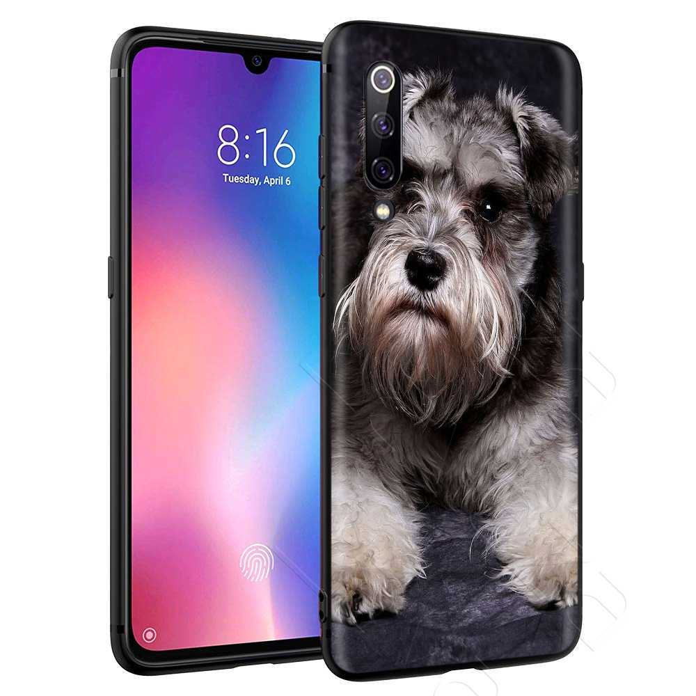 Чехол Lavaza Lovely Dogs Schnauzer для Xiaomi 9T Pro CC9 A3 Redmi K20 7A для huawei Honor 20 9X P20 Lite Nova 5i Y9