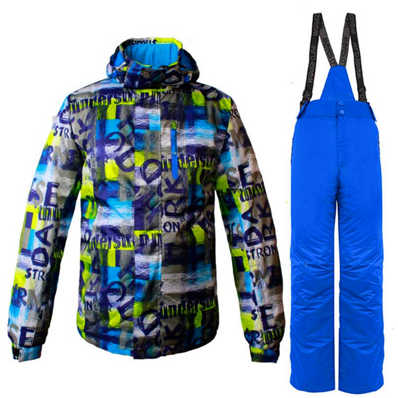 2018 Winter Warm Outdoor Sports Wear Thermal Full Sleeve Clothing Ski Pants And Jacket Two Piece Set Snowboarding Sets2018 Winter Warm Outdoor Sports Wear Thermal Full Sleeve Clothing Ski Pants And Jacket Two Piece Set Snowboarding Sets