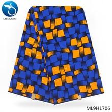 LIULANZHI 2019 royal ankara Dutch wax fabric 100%cotton african printed dutch prints ML9H1701-ML9H1727