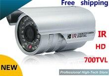Бесплатная доставка видеонаблюдения 700 твл sony ccd высокого линия ик-подсветкой безопасность камеры 3 мм-12 мм дополнительно outdoor камеры наблюдения