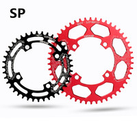 Bicycle crankset 40T 42T 44T 44T 46T 48T 50T 52T chainwheel 104BCD super light road bike mtb sprocket wheel for 8 12speed chain