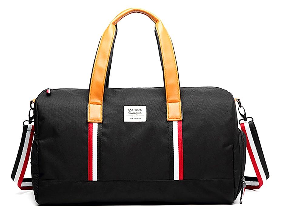 Fitness Gym Sport Bags Men and Women Waterproof Yoga Bag Outdoor Travel Camping Multi-function Sac De Yoga Sports Handbag0108