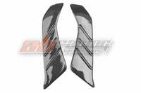 Frame Protector Cover For Kawasaki Z1000 2014-2018 Full Carbon Fiber 100%  Twill