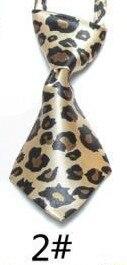Модный галстук с принтом для мальчиков; Детский галстук; маленький галстук - Цвет: 02