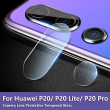 For Huawei P20 Pro Tempered Glass Camera Protectors Phone Lens Protection for Huawei Huawey P20 Lite P 20 Honor 10 Accessories(China)