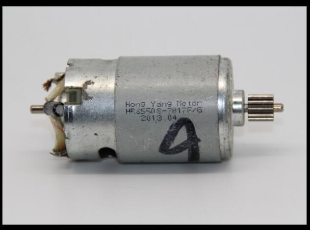 1pcs high-speed RS-550 VC 7817F DC motor