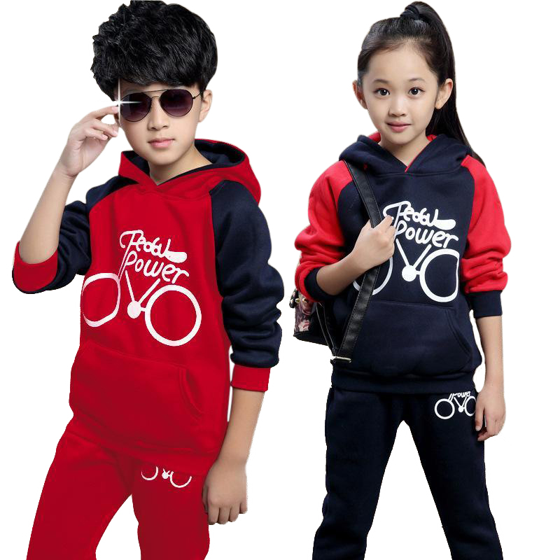 3 4 5 6 7 8 9 Years Children Clothing Set Spring Autumn Boys Girls Sport Suits Casual Cotton Long Sleeve Kids Clothes Tracksuits children s spring and autumn girls bow plaid child children s cotton long sleeved dress baby girl clothes 2 3 4 5 6 7 years