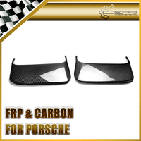 Car Styling For Porsche 997 Carbon Fiber Rear Trunk Boot OEM Vents