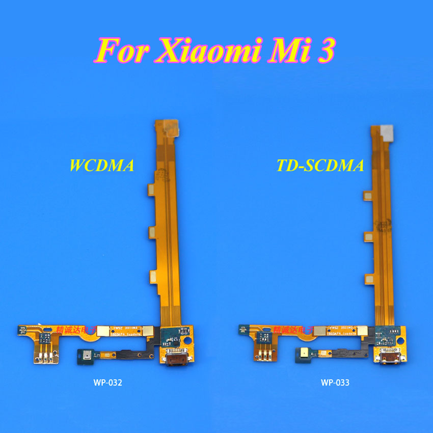 ChengHaoRan 1PCS for Xiaomi Mi3 Mi 3 M3 Replacement Parts US