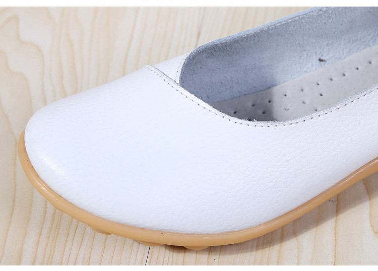 AH 5928-2019 Spring Autumn Woman Flats Casual Women Loafers-2