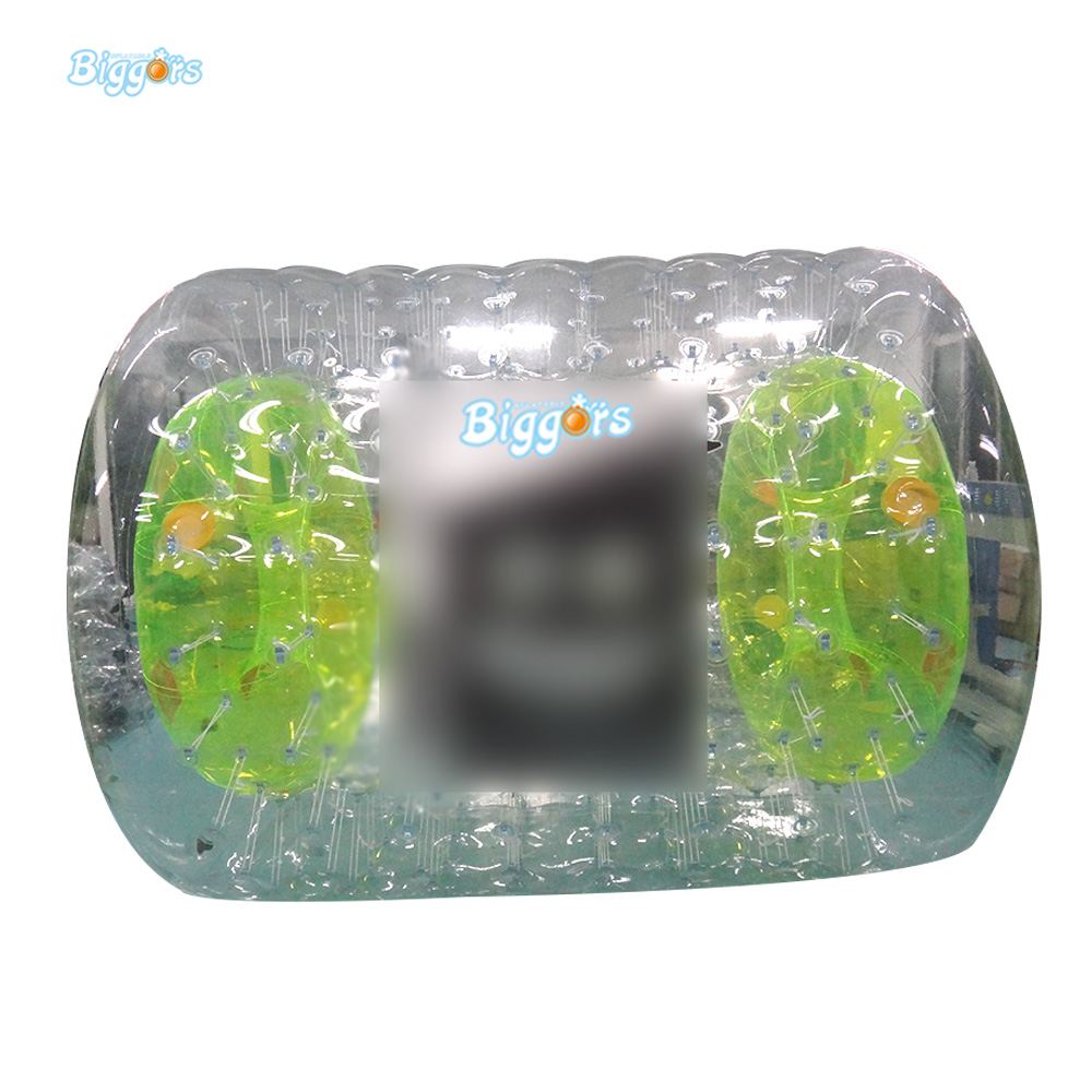 Outdoor Inflatable Giant Bubble Ball Water Roller Ball With One Air Pump full pvc inflatable movie screen giant outdoor inflatable movie screen