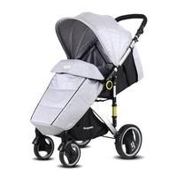 China Baby Stroller Carriage Baby Walker Pram Pushchairs Four Wheel